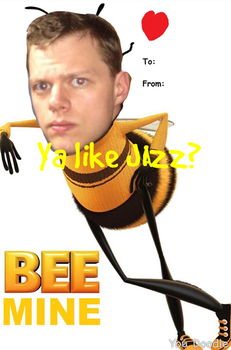 Bee (censored) by The-Daily-Maff