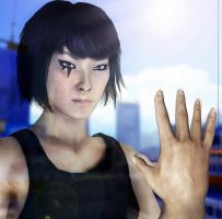 Mirror's Edge - Faith by Lobiply