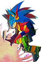 Zonic 03 by LegendWaker