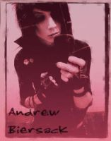 Andrew Biersack by HaelWincester