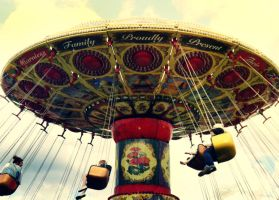we go down to the rides on east parade by ImLauraa