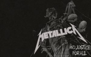 Metallica Black Justice by FacelessRebel