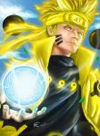 Naruto Six Paths Sage Mode by gscratcher