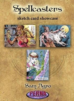 Sam Agro Showcase - Spellcasters