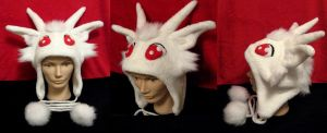 Hakuryu Hat by ShearNonsense