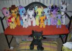My Build a Bear Collection by Emeowrald