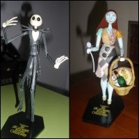 Jack and Sally by mimi9357
