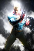 Miracleman by Gliblord