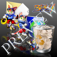 Blinx Vista Icons by Darwey