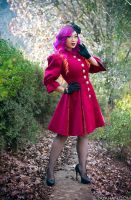 New Pattern - Yaya Han's Fit and Flare Coat by yayacosplay