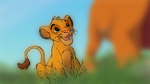 Simba, the new lion king by near43