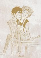 Klaine: Simply Irresistible by Muchacha10
