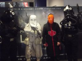 MCM Midlands Expo 2013 - The Stormtroopers by In2FF7