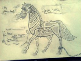 Iron horse by NocteBruti