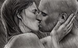 Wet Kiss by Lianne-Issa