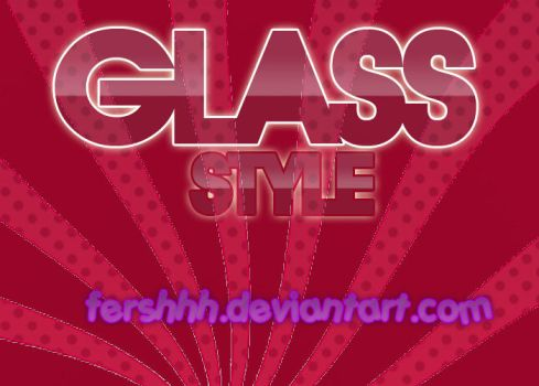Glass styles by Fershhh