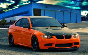 BMW M3 GTS by anubis4rus