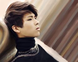 .: INFINITE's Nam WooHyun :. by TimSawyer