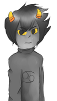 Karkat by g-girl1