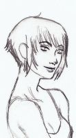 Pixie Cut by InAbsentia