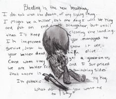 - Bleeding - by TheJokersCards