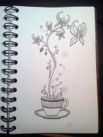 Coffee Orchid by escan626