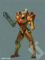 Samus by tomgiest