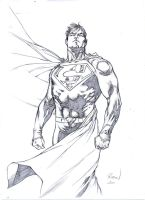 Superman by robsonrocha