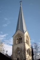 Gregorian church 14 by Panopticon-Stock