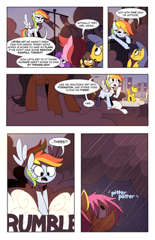Tales from Ponyville: Chapter 3, Page 4 by Karzahnii