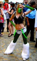 Otakon Raver by DarkGyraen
