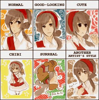 style meme: PHILIPPINES-TAN by Cocokun