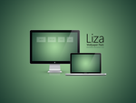 Liza - Wallpaper Pack by shanahben