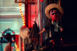 Mexican Puppet by edhall