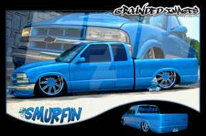 Boomer's S-10 by xcustomz