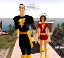 Black Adam's Slave Part 6 by The-Mind-Controller
