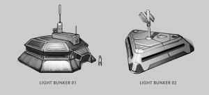 Bunker concepts by Hazzard65