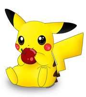 Pokemon Revamps: Pikachu by Susyspider