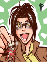 Hanji Zoe finds her Love! by AlanPrince