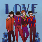 LOVE by dearboys