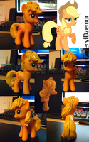 Applejack custom by GoferyIDzemor