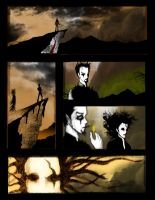 page 1 of fall in the darkness by anima-parilis