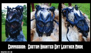 Commission: Custom Haunted Tree Ent by Epic-Leather