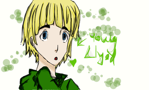 Ninjago~ Lloyd Korean Speed paint by Princess-Riko