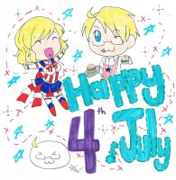 Happy 4th of July!!!! by Ask-America-plus50