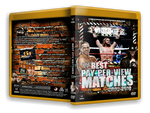 Best PPV Matches Custom Cover by NikoMardones