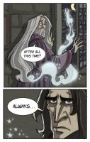 Always -Deathly Hallows spoil- by kyla79