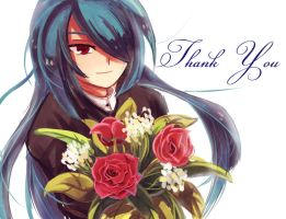 Thank you by LucLightning