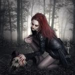 Witchcraft by vampirekingdom