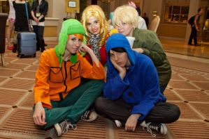 South Park Cosplay at PMX by RedVelvetCosplay